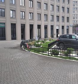 ландшафтный дизайн для жилого комплекса